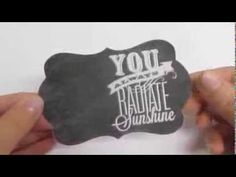 Do Your Own Chalkboard Chalk Art with Silhouette Cameo