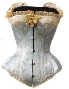 1880's Victorian Corset