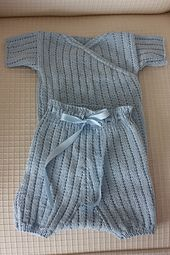 Ravelry: Baby Vest and Pants pattern by Sirdar Spinning Ltd.