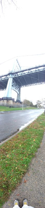 Robert F. Kennedy Bridge Astoria Park - Oct ©2012