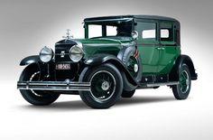 O Cadillac de Al Capone