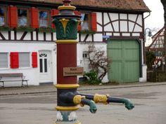 Sonntagsurlaub im schwäbischen Bergdorf - Ausflug auf der schwäbischen Alb