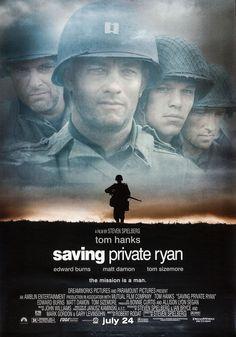 Salvar al Soldado Ryan, 1998