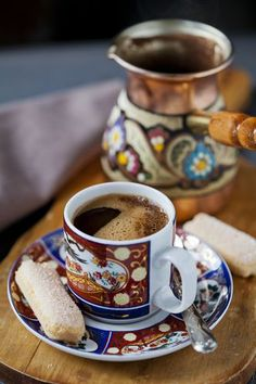 Boost your morning with a cup of turkish coffee