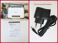 Dico la mia..Recensioni: JCG Universal Wifi Router U700