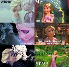 If Jack seriously is going to be in Frozen 2 (though I highly doubt it) this would be me during ENTIRE film.