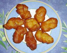 Koeksisters - South African Syrup Coated Doughnut Braids Recipe by world food | ifood.tv