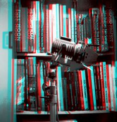 Persistence of Vision: How to make 3D Anaglyphs