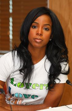 kelly rowland hair color - Google Search