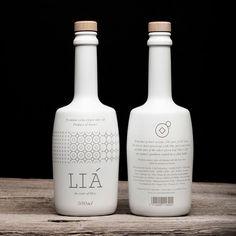 Olijfolie LIA 500 ml fles wit | Foodelicious