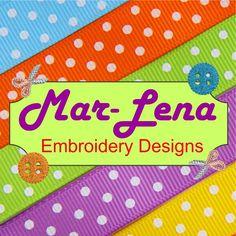 Mar-Lena Embroidery Designs