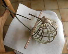 Willow Weaving, Basket Weaving, Bamboo Design, Rattan, Paper Art, Macrame, Arts And Crafts, Miniatures, Weave