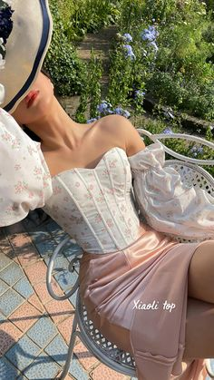 Cute Fashion, Retro Fashion, Vintage Fashion, Fashion Outfits, Aesthetic Fashion, Aesthetic Clothes, Romantic Outfit, Kendall Jenner Style, Chicano