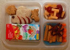 Cookie Cutter Lunch: Letter of the week... I