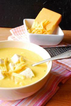 Cheddarsajt-krémleves Hungarian Recipes, Hungarian Food, Cheddar, Fondue, Cheese, Fruit, Ethnic Recipes, Eat Clean Breakfast, Hungarian Cuisine
