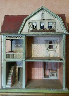 Moritz Gottschalk Puppenhaus von 1913