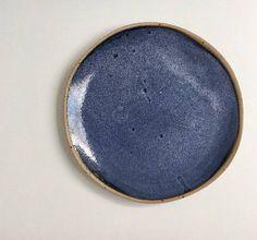 Staffordshire clay ceramic plates