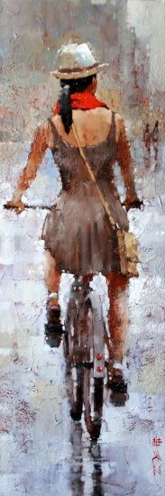 Hillier Gallery | Contemporary Fine Art Gallery | Artists | Andre Kohn