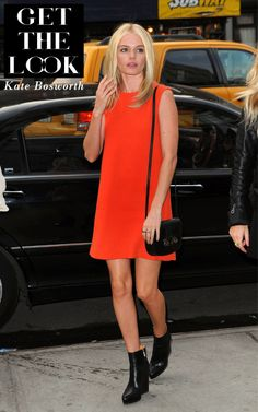 GET THE LOOK - Kate Bosworth
