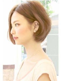 大人カッコいいボブ☆ - 24時間いつでもWEB予約OK!ヘアスタイル10万点以上掲載!お気に入りの髪型、人気のヘアスタイルを探すならKirei Style[キレイスタイル]で。