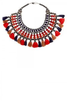 Perfect necklace for Spring Summer 2014