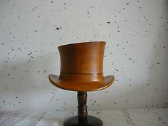Fantastic-millinery-wooden-hat-block-mold