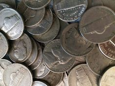 Old nickels worth 10 cents to $50 are quite common. Better check your pocket change! photo by Joshua at TheFunTimesGuide.com