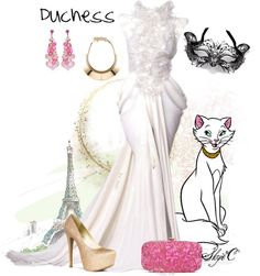 """""""Duchess Inspired Outfit"""" by rubytyra on Polyvore"""