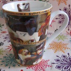 Great Authors Coffee Mug!