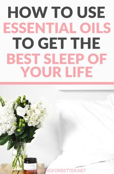 How To Use Essential Oils For Sleep. LOVED this post. My and has changed by using essential oils before bed. They're natural remedies that can help beat insomnia, and Falling asleep has never been so easy. I've never been so excited for bedtime. Natural Remedies For Insomnia, Insomnia Remedies, Eczema Remedies, Diabetes Remedies, Natural Cures, Banana Cinnamon Tea, Natural Sleeping Pills, Beating Depression, Sleep