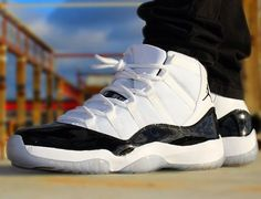 super popular 680dc 9a029 Click to order - Air Jordan 11 Retro Concord  airjordan11  jordan11   jordansneakers