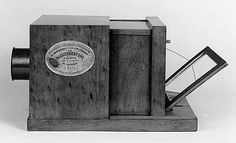 """Built in 1839 and touted as """"the world's oldest camera"""" and sold for a whopping $792,333. Waw!"""