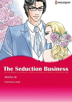 THE SEDUCTION BUSINESS (Harlequin comics)