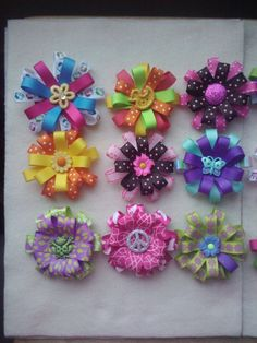 and more bows...