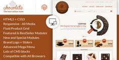 Chocolate - Magento Responsive Theme