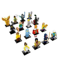 LEGO Minifigures Collection Series 15 (Styles May Vary) - 71011