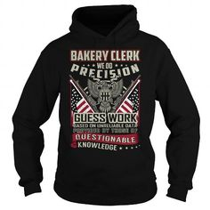 Bakery Clerk Job Title T Shirts, Hoodie Sweatshirts