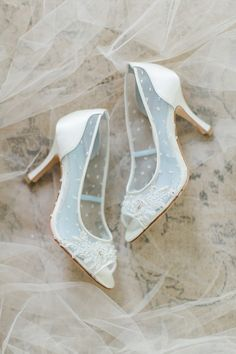 Beautiful Bella Belle Blue Soled shoes from our 2016 eternal look book…
