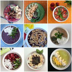 Hummus, Acai Bowl, Breakfast, Ethnic Recipes, Food, Diet, Homemade Hummus, Acai Berry Bowl, Morning Coffee
