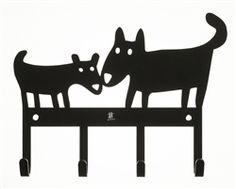 Bengt & Lotta Dog Hanger, perfect for your leads.  Available at Northlight