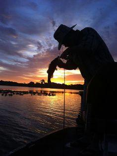 Fishing photography