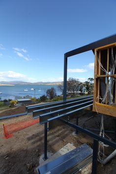 Boomer Bay under construction