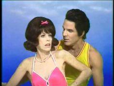 "Carol Burnett Show - ""Beach Blanket Boo Boo"" with Carol Burnett, Carol Lawrence, Steve Martin, Tim Conway - and Betty White in black leather!"
