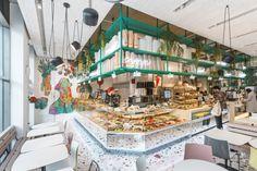 Karavaevi Brothers café by V12, Moscow – Russia » Retail Design Blog