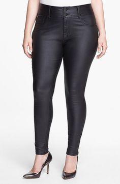 Nydj Plus Size Blue Wash Culotte Jeans | Fashion inspiration ...