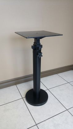 Metal Heavy Duty Bolt Down Adjustable Height Furniture Table Leg.