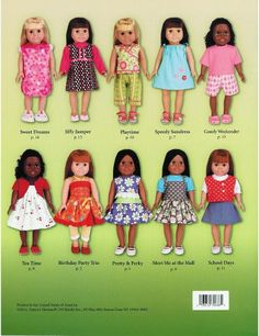 30 Minute Doll Clothes: Joan Hinds