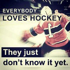 EVERYBODY Loves Hockey