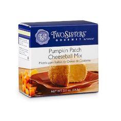 Pumpkin Patch Cheeseball Mix