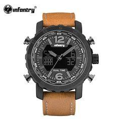 Wrist Watch Brand Sport Relogio Digital Watches Waterproof 3D Dial Dual 2b78b258a036e